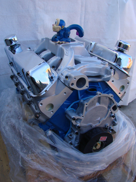 302 Ford Crate High Performance Balanced Engine With
