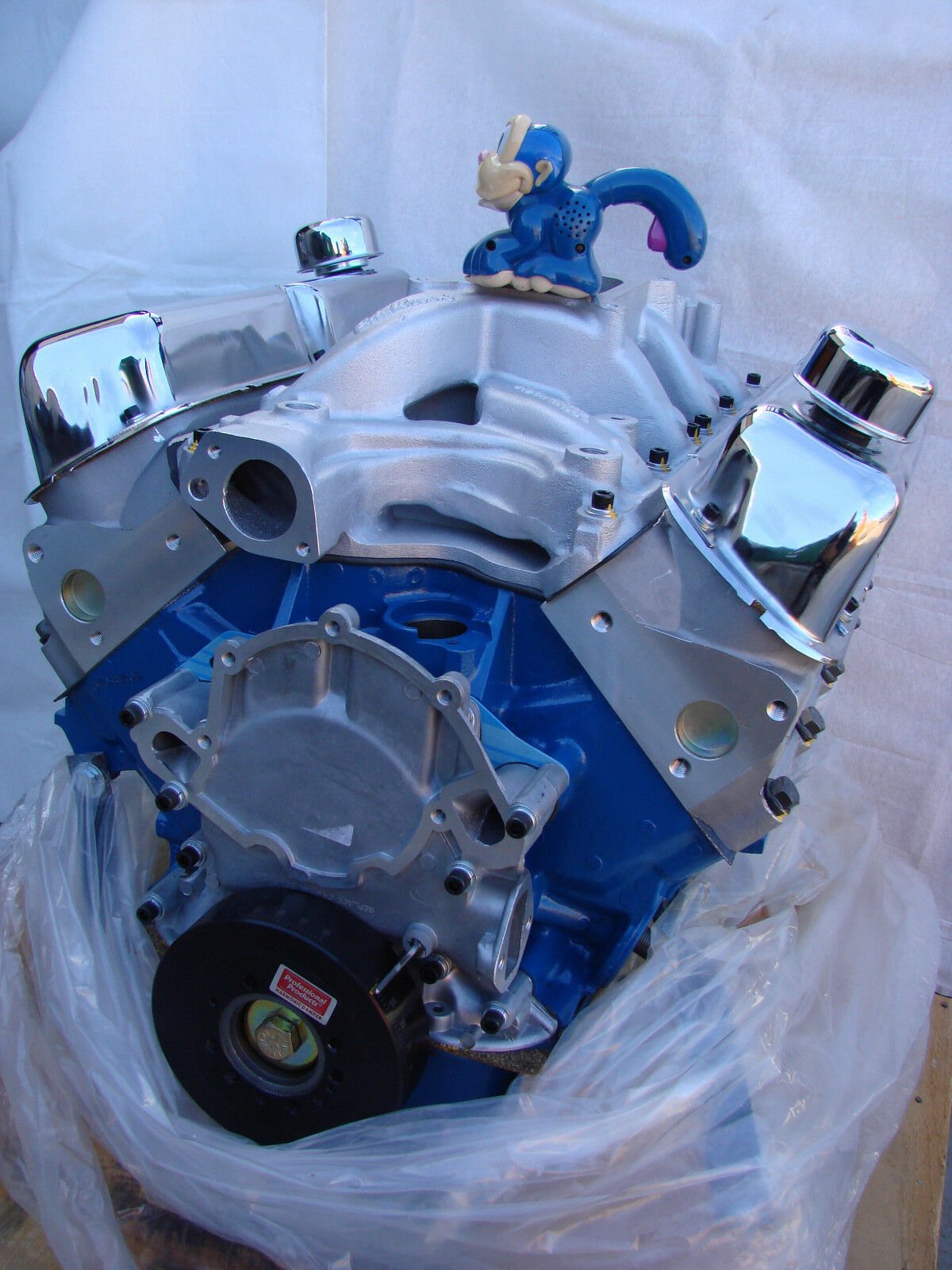 351w Stroker 408 Ford Crate High Performance Balanced